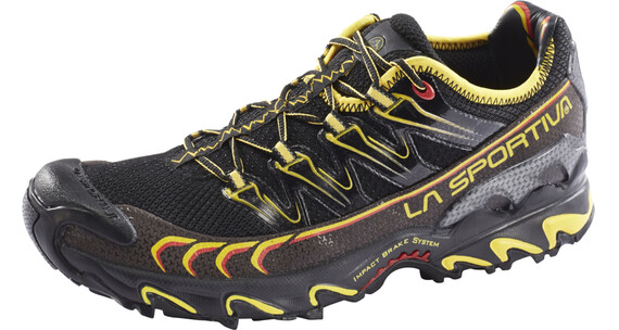La Sportiva Ultra Raptor - Chaussures de running - jaune/noir